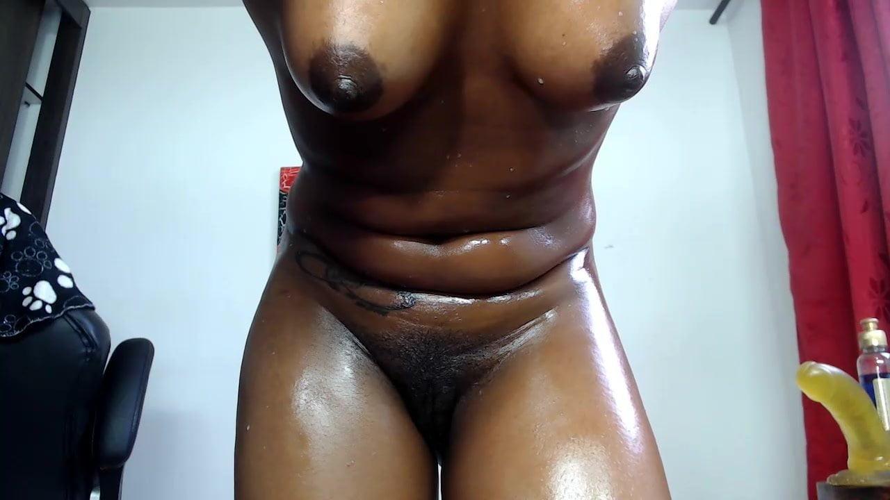 Ebony Colombian Teen