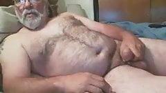 Sexy Hairy Jim Beats Off