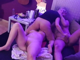 Swinger Party At Home Squirting