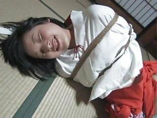 Japanese Style Rope Bondage Training  No Nude