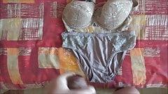 cum on moms underwear 2