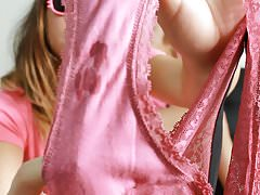 Wet Panties are Awesome!