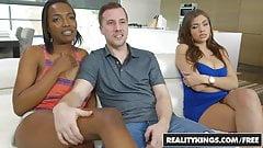 RealityKings - Sneaky Sex - Cassidy Banks Jessy Jones - Snoo