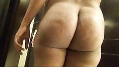Hot Indian Wife Giving Nice Handjob