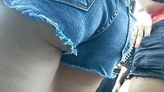 teen in shorts 70