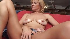 Blonde gilf analyzed