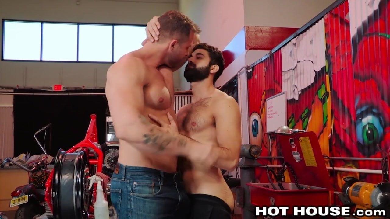 Hothouse indulging that hairy asshole 1