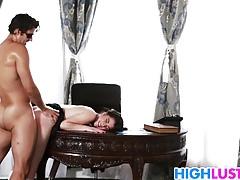 Banging horny schoolgirl Cadence Carter