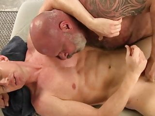 The male masseur