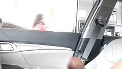 Gas station flash....