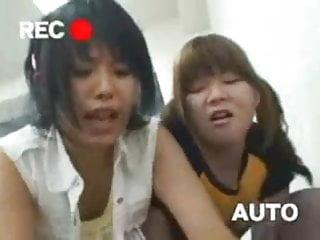 Double reverse japanese gangbang