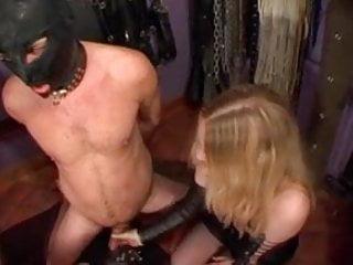 Strapon And Bi Slaves 2