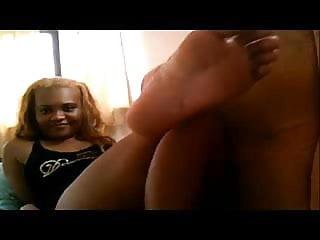 The Ebony Feet Whore from Holland