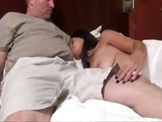 Step daughter Fucks NOT her dad