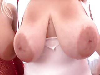 Biggest Israeli Tits in the World - Eden Mor sucks Pamela
