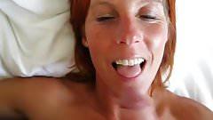 Redhead MILF Facial's Thumb