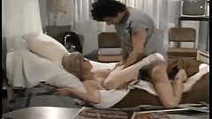 Crystal Lake in nurse role fucked hardcore by her patient