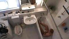 Hidden Cam Bathroom Girl by snahbrandy