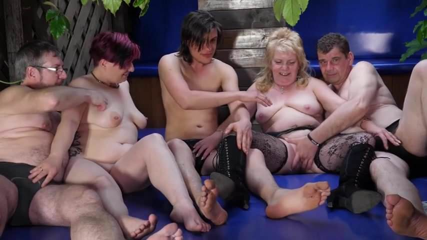 Similar. The swingers private party groupsex german with you