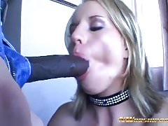 blonde milf with big boobs anal fuck with big black cock