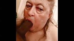 Granny escort deepthroat