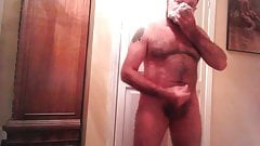 Nasty Hairy Daddy is going to Cum for you