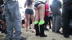 Festival Teen Butt