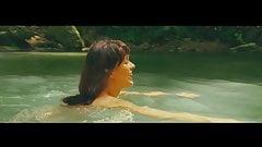 Milla Jovovich Kiele Sanchez in A Perfect Getaway