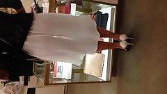 VPL delicious #36 (see thru dress)