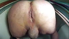 stuffing my ass with rambone