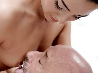 OLD4K. Best sex with an old lover after a shower