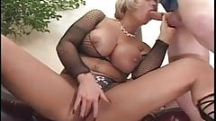 Mature Whore With BoyToy