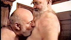 No Introduction necessary Two hot Chubby Grandpa in Action