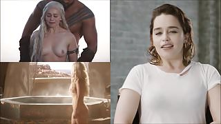 Womans naked clothed vs unclothed water cocks