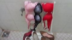 BRA HIGH HEEL SHOE W33 high heel shoe bra. WIFE's heel shoe