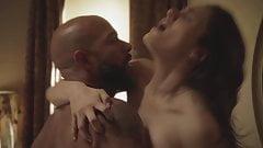 Emmy Rossum Shameless S07E05 Sex Scene (no music)