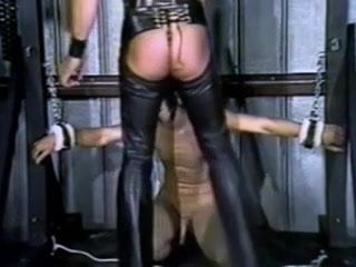 Leather-based grasp and slave
