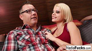 Nadia White fucks her neighbor