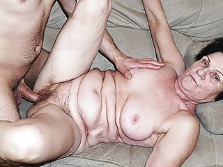 Years Old Hairy Granny Rough Fucked