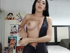 Barbie Sahara Showing off Her Hot Body and dick