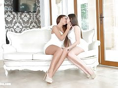 I missed you by Sapphic Erotica - lesbian love porn with