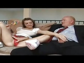 Lexi Belle Fucking with old man