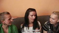 Den ultimative orgie video
