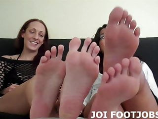My dainty feet will feel so good on your cock