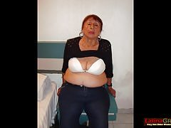 LatinaGrannY Amateur Granny Ladies Slideshow