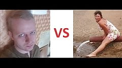mature woman vs young boy