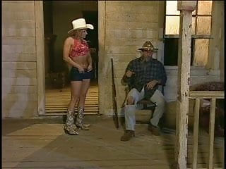 Western pleasures guest ranch - Horny ranch couple in action outdoors