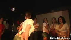 Party chicks with no limits in this amateur flick