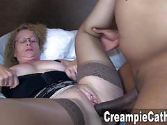 Sloppy Double BBC Creampie