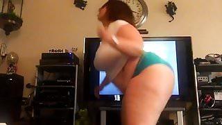 Kayla dancing